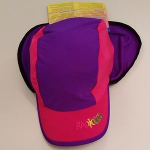 💝Host Pick💝SPF100 sun protection hat pink purple